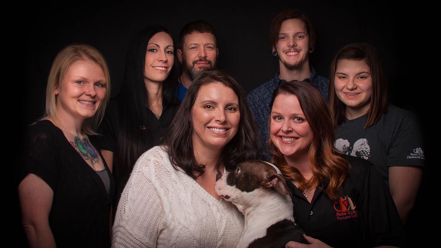 Our Staff: Ross County Humane Society